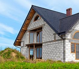 Строительство домов из керамзитоблоков в Ноябрьске, цены